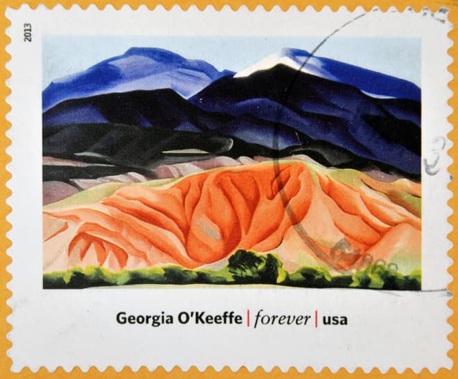 Georgia O'Keeffe Made Pottery, Too—and It's Up for Auction