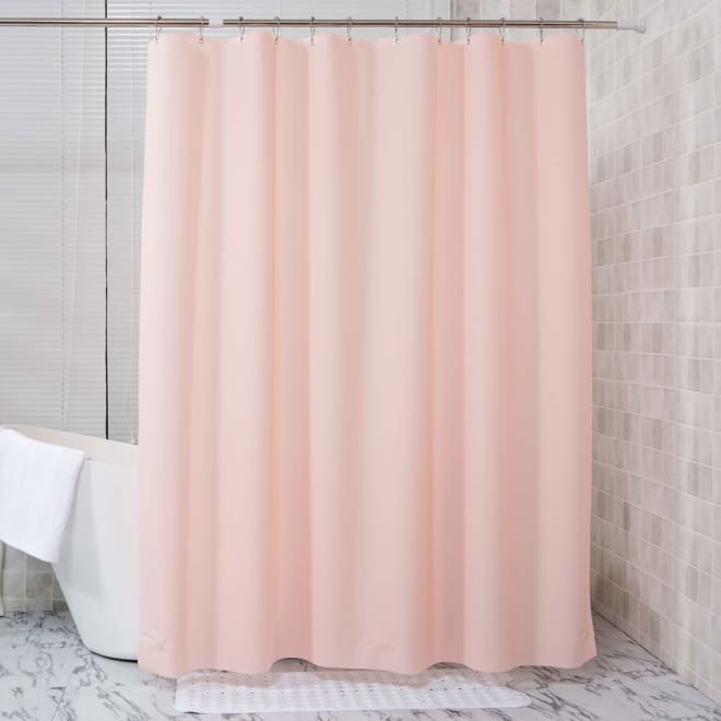 The $13 Shower Curtain That Amazon Reviewers Can't Stop Gushing About
