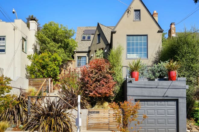 Look Inside: This $1.6M Oakland Home Comes With A Chic In-Law Suite