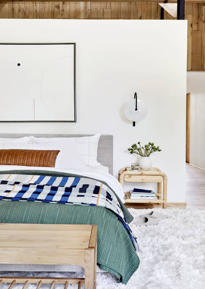 Three Things to Splurge On for Your Bedroom, And Three Things You Can Save On