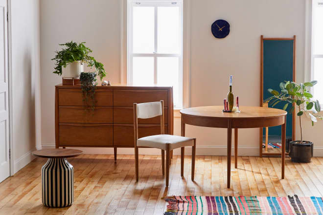 Urban Outfitters Just Launched 5 New Furniture Lines for Fall—And They're Perfect for Rattan Lovers