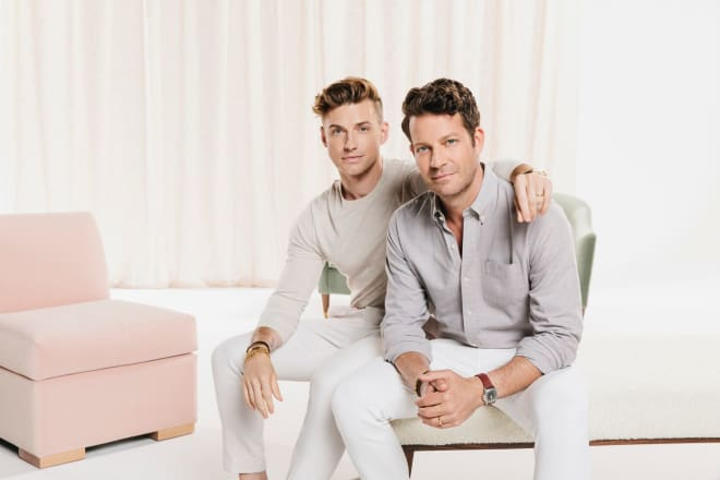 Nate Berkus and Jeremiah Brent's New Furniture Collection Is Filled with Small-Space Gems