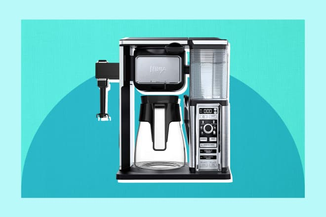 This Ingenious Coffee Maker Is Like Having Your Own Personal Barista (Bonus: It's on Sale!)
