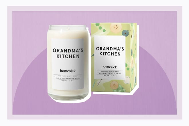 Homesick Is Having Rare Sale on All Their Candles — Including One That Smells Like Grandma's Kitchen