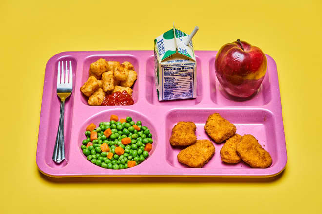 My Kid Buys School Lunch — Don't Judge
