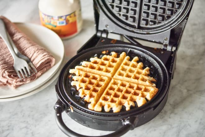 How To Clean an Impossibly Gross Waffle Maker