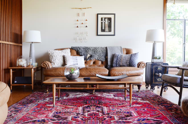 Why Vintage Rugs are Almost Always a Good Idea