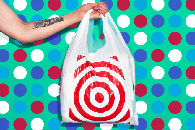 Shoppers Call on Target to Stop Using Disposable Plastic Shopping Bags
