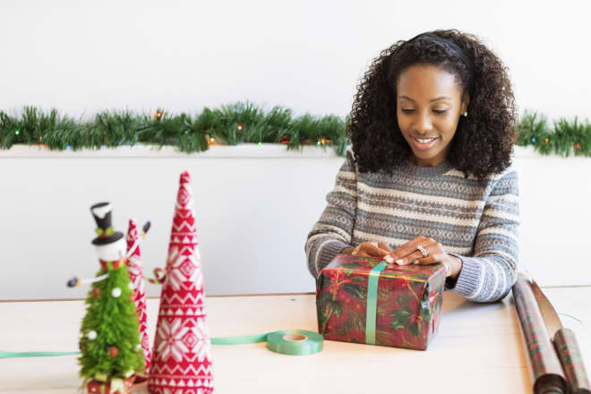8 Gift Wrapping Accessories from The Container Store You Need to Conquer the Holidays