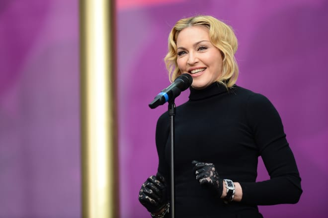 """Madonna Offered to Sublet Her NYC Apartment to Harry and Meghan Because Canada is """"Boring"""""""