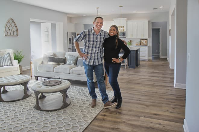 This New HGTV Show Challenges People to Build a Dream Home in Just 100 Days