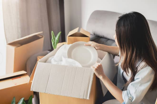 This Is How Much It Costs to Move Out of Your Parent's House