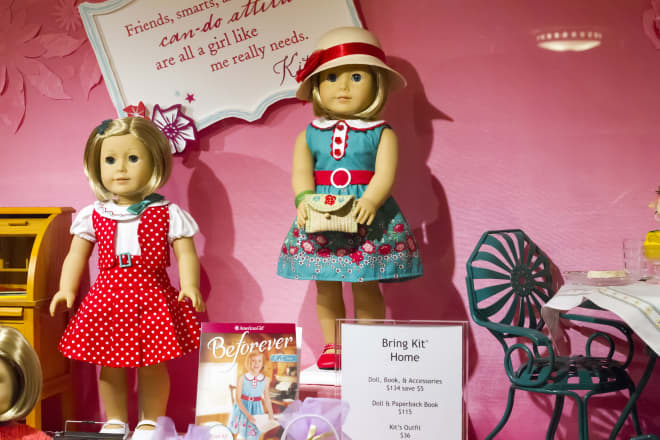 Your Vintage American Girl Dolls Could Be Worth Almost $3,000
