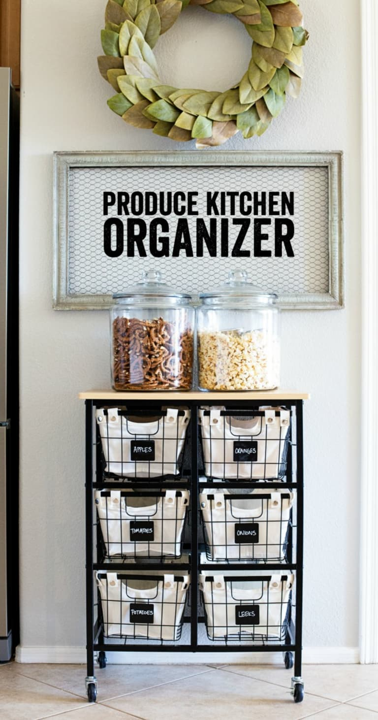 Diy Pantry Ideas For Small Kitchens Apartment Therapy