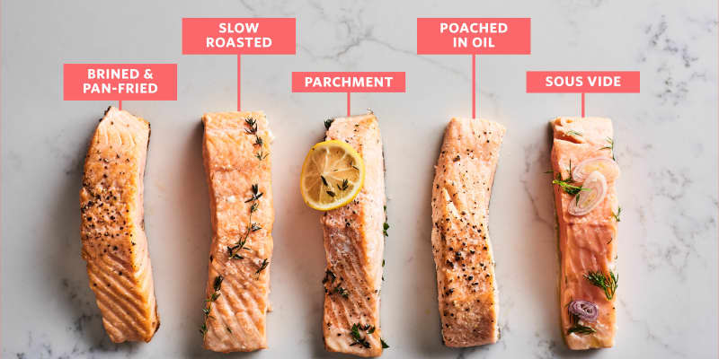 The Best Way To Cook Salmon We Tested 5 Methods Kitchn