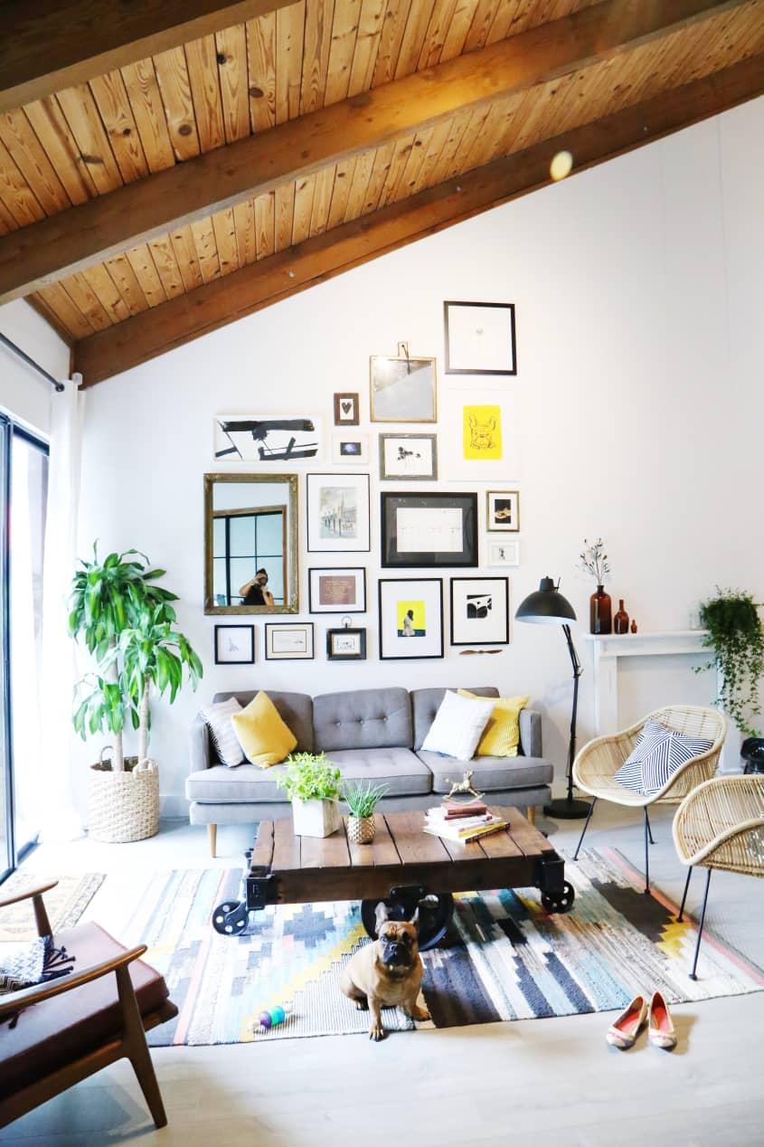 Cómo decorar un salón pequeño