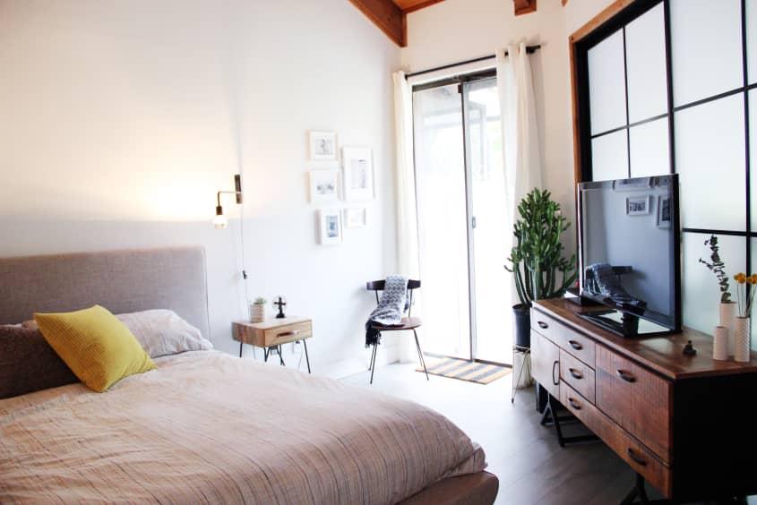 Dormitorios pequeños decorados