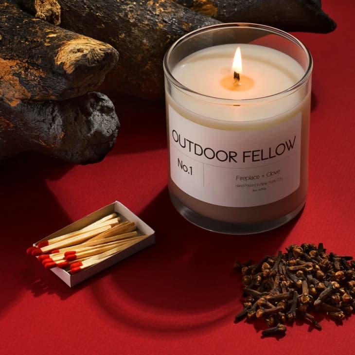 产品图片:1号壁炉和丁香蜡烛