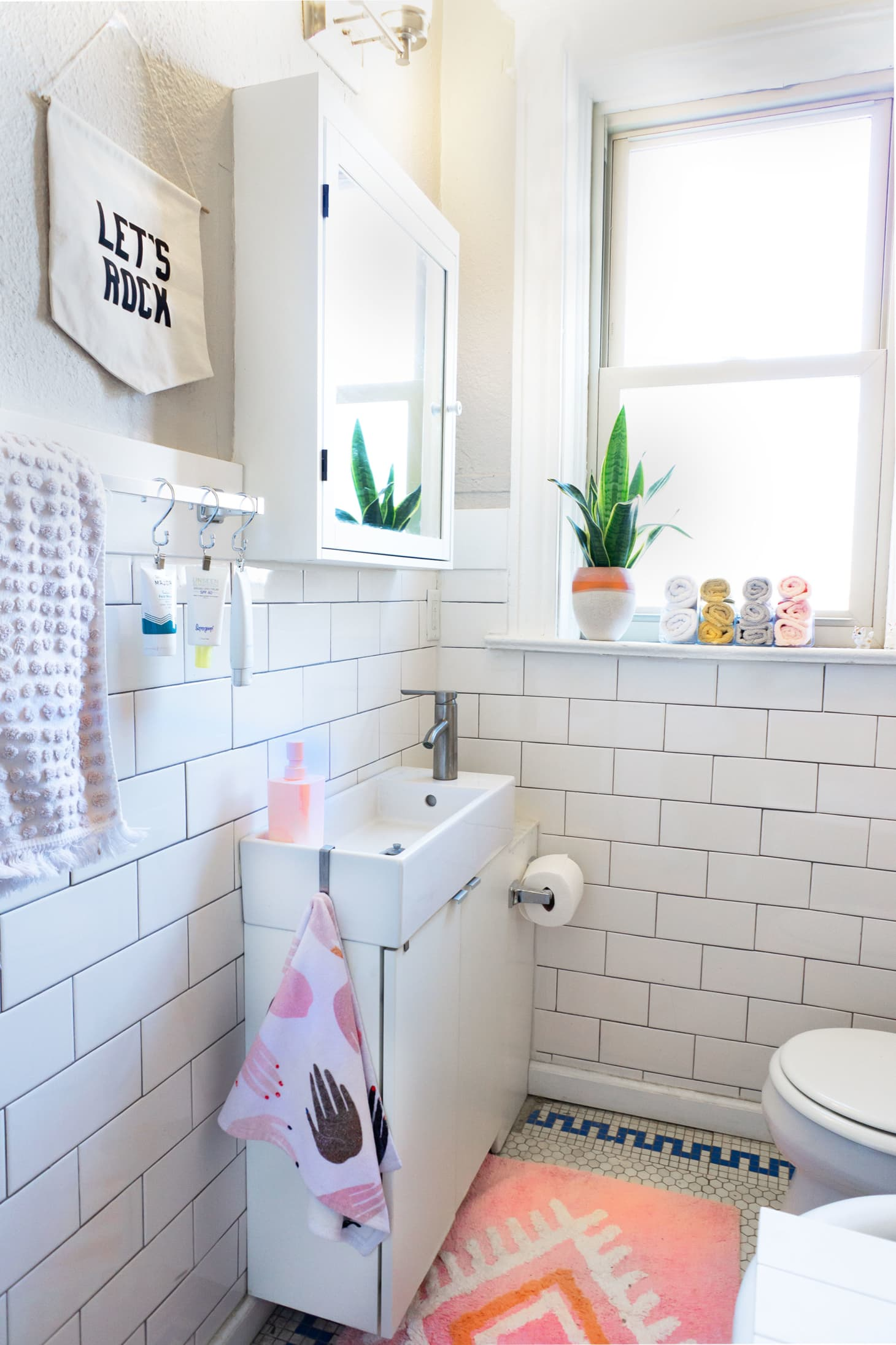Toilet Paper Storage Ideas For A Small Bathroom Apartment Therapy