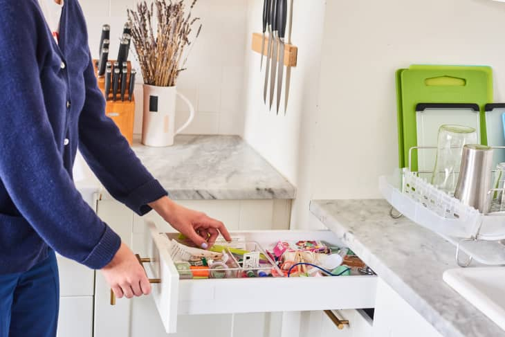 Here's Why (and How) to Get Rid of Your Junk Drawer