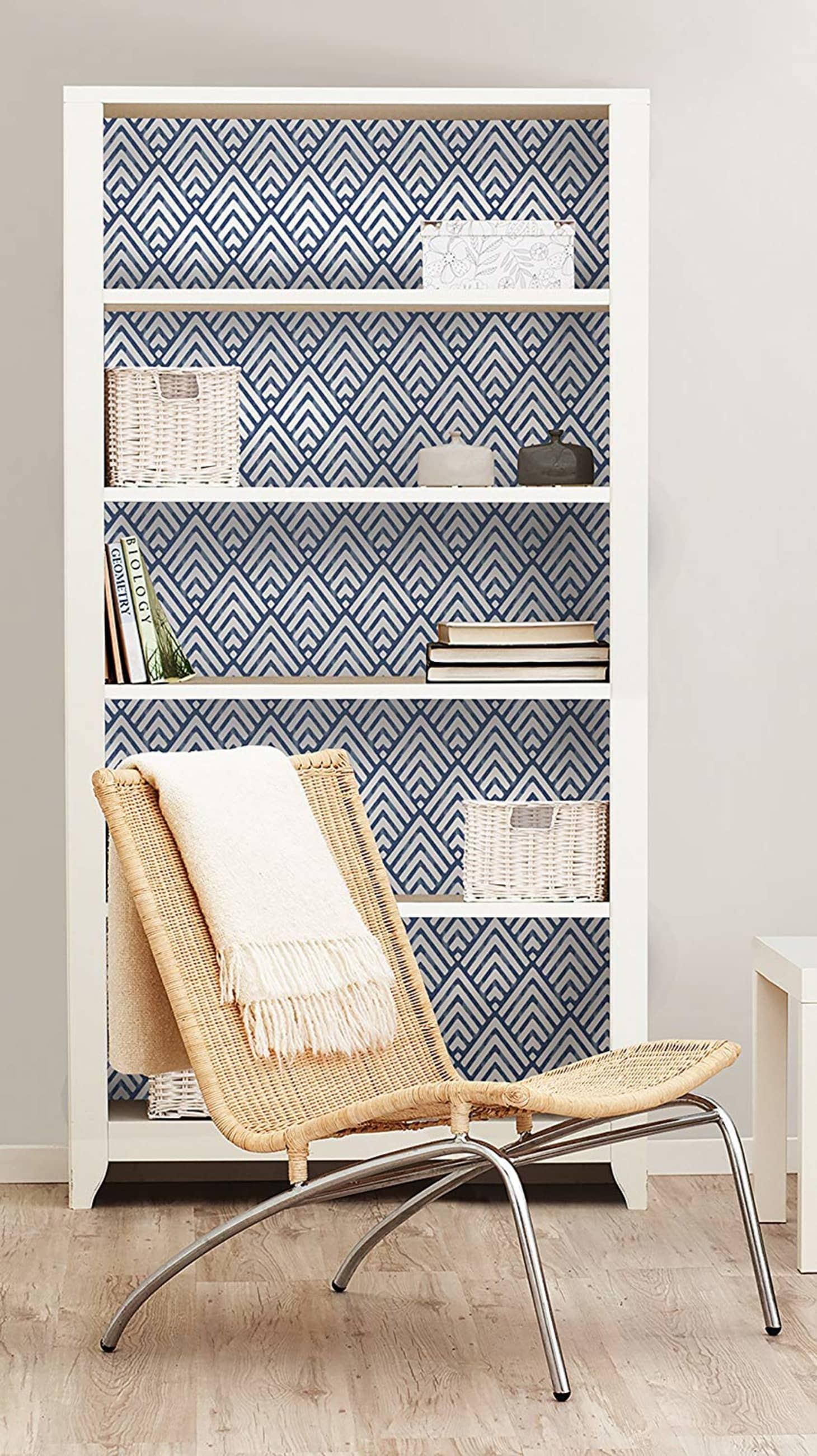 The Easiest Removable Patterned Wallpapers You Can Buy On