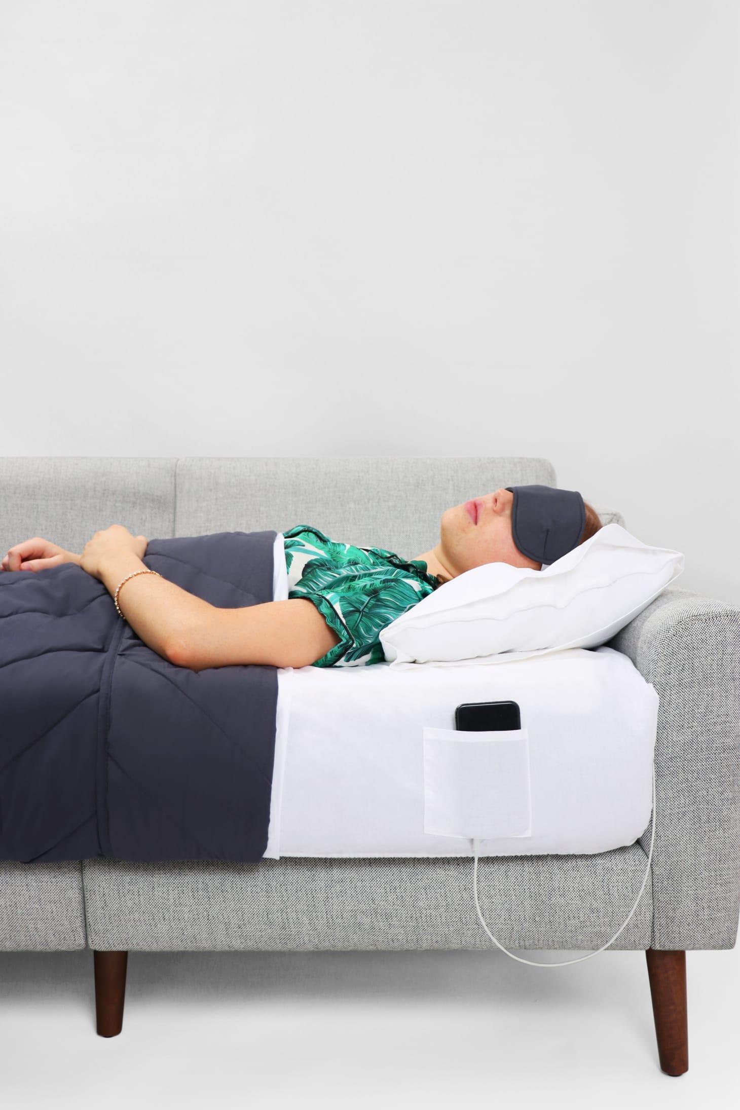 Fantastic Burrow Sleep Kit Launch Apartment Therapy Machost Co Dining Chair Design Ideas Machostcouk