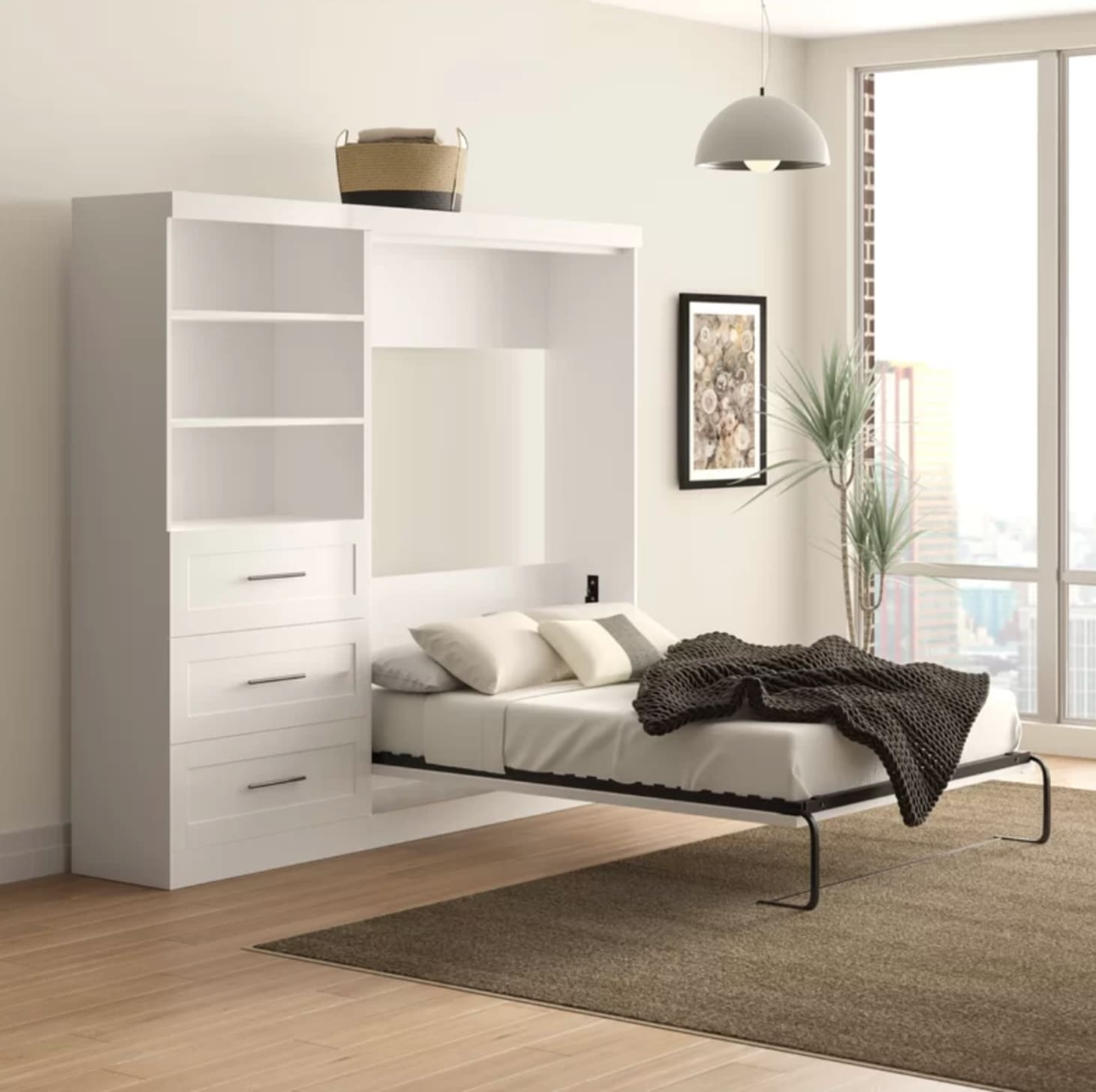 7 Chic Murphy Beds to Help You Fake a Guest Bedroom ...