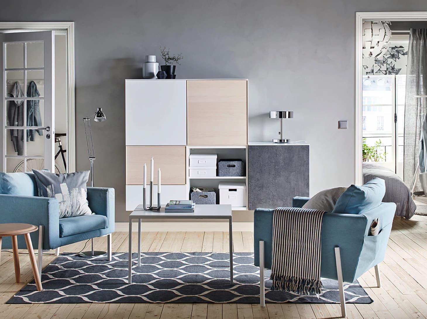Ikea Living Room Photos cozy ikea living room design ideas - ikea living rooms