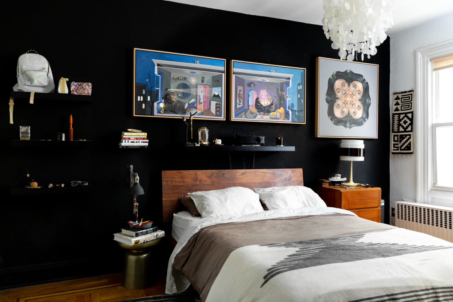 The Best Black Room Ideas Apartment Therapy