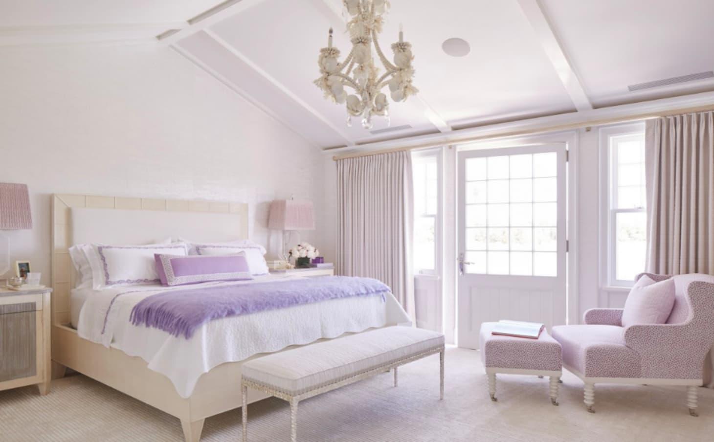Purple Room Decor - Lavender Home Design Ideas | Apartment Therapy