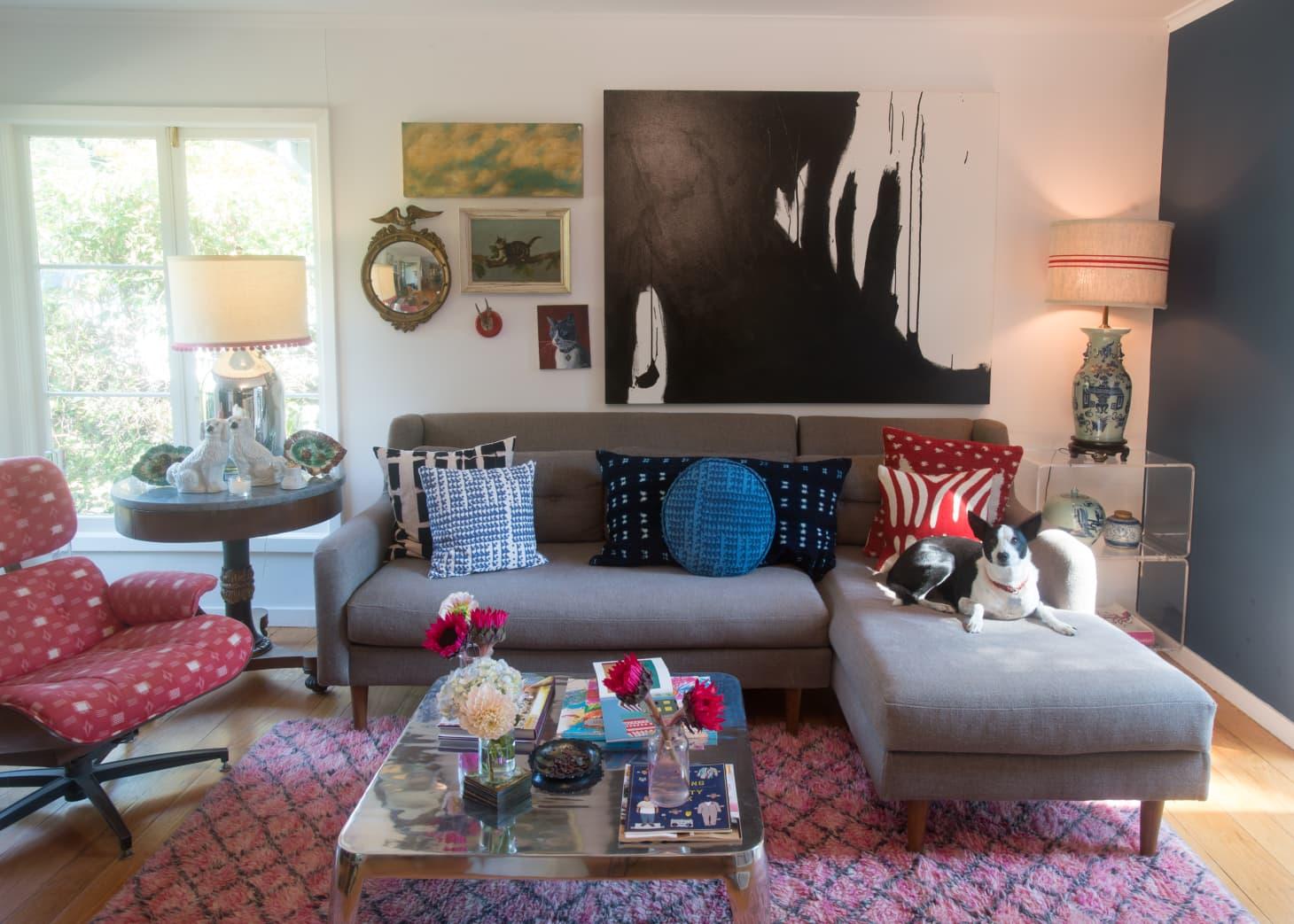 Tour a Casual Bohemian Chic California Home | Apartment ...