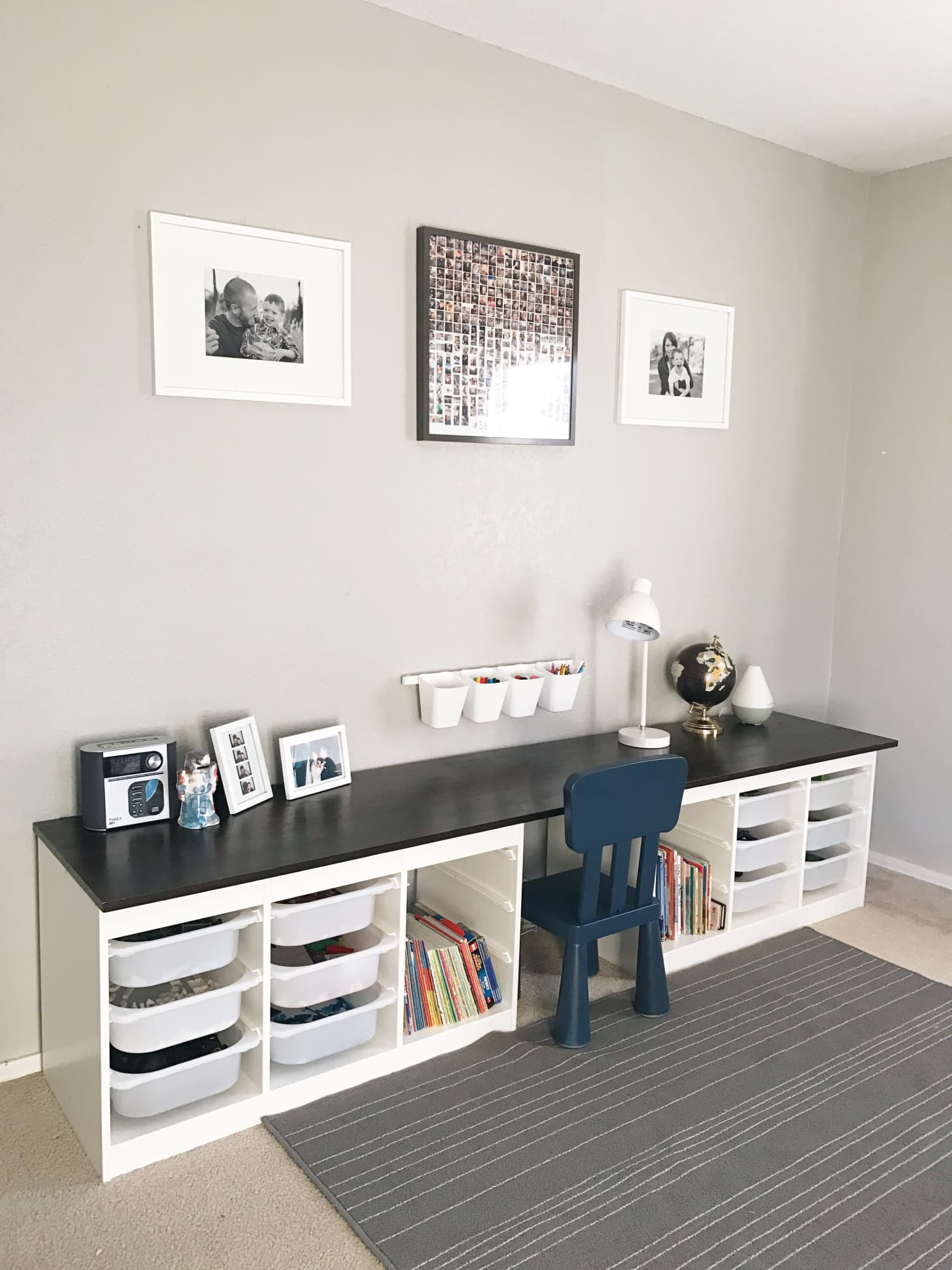 Kids Rooms Using Ikea Trofast Storage Apartment Therapy