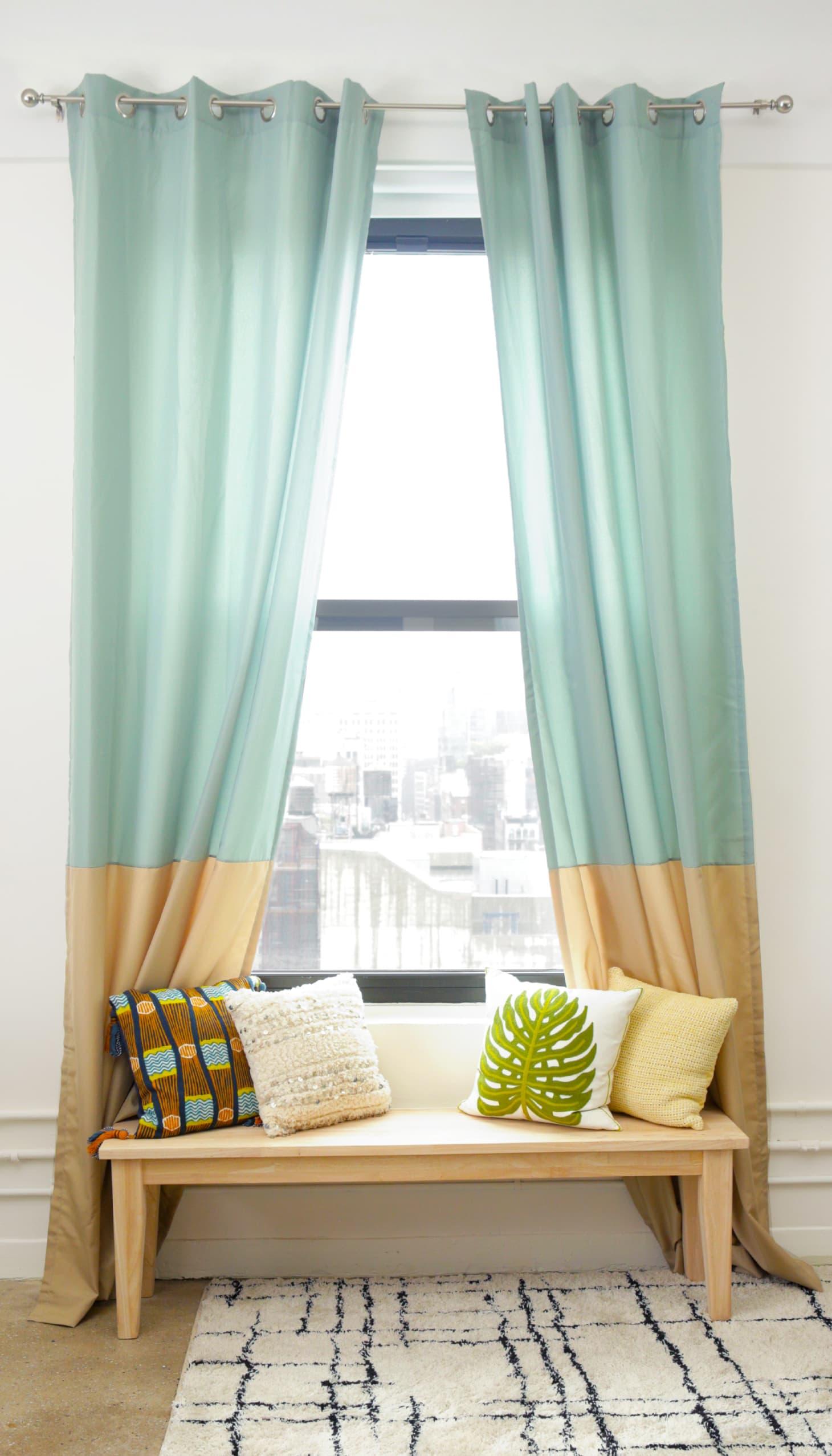 60 Unique Curtain For Narrow Window