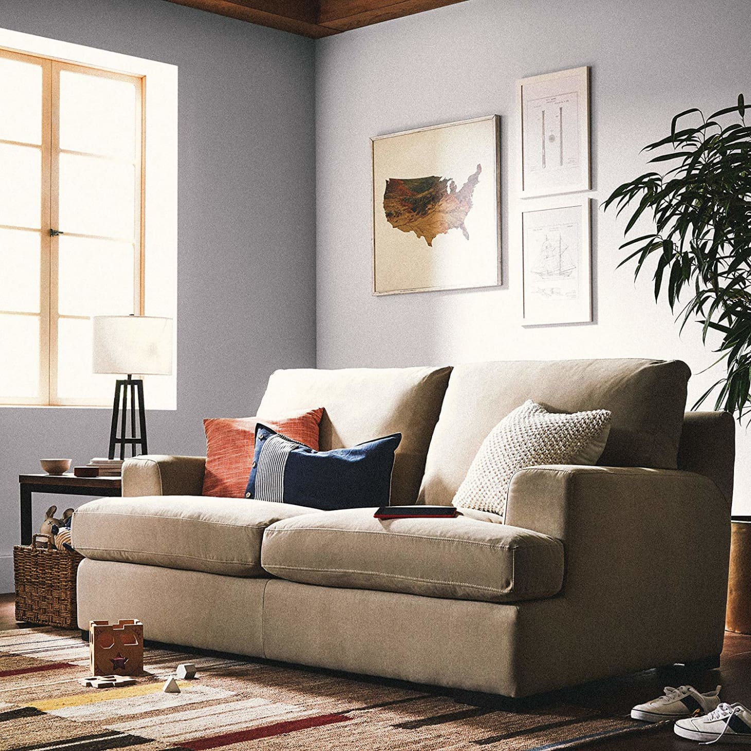 Terrific The Best Sofas For Your Small Space Apartment Therapy Creativecarmelina Interior Chair Design Creativecarmelinacom