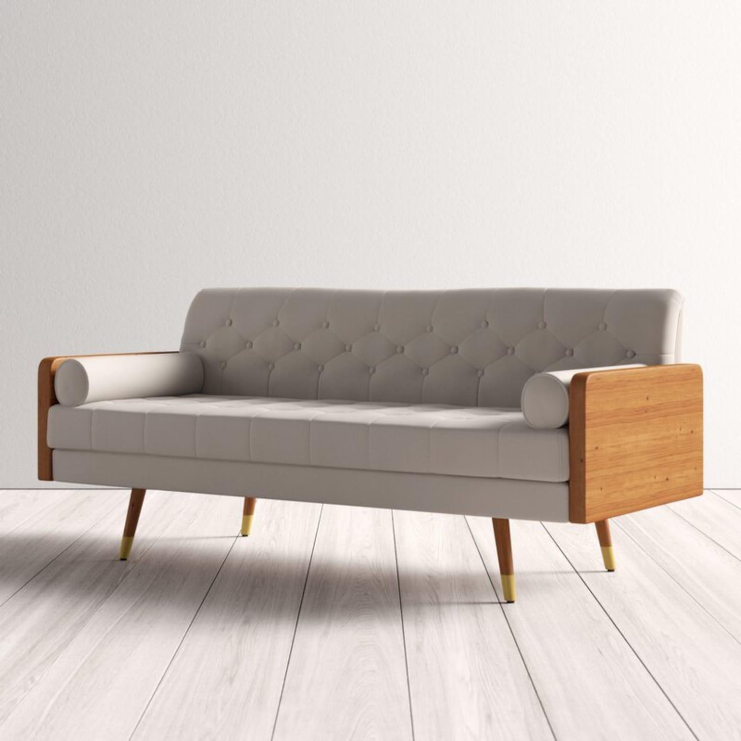 Terrific The Best Couches For Your Small Space Apartment Therapy Inzonedesignstudio Interior Chair Design Inzonedesignstudiocom
