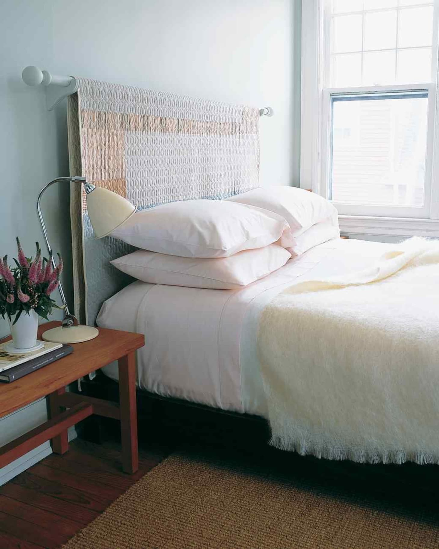 20 Easy Diy Homemade Headboard Ideas How To Make A Bed
