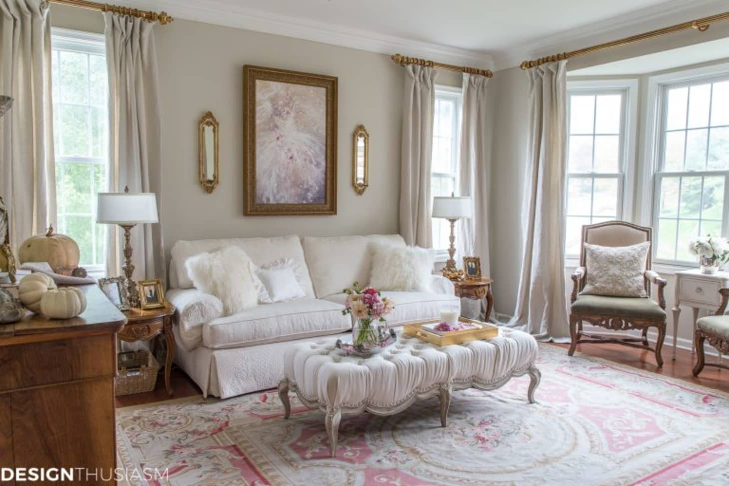 20 Rooms That Will Make You Rethink French Country Decor ...