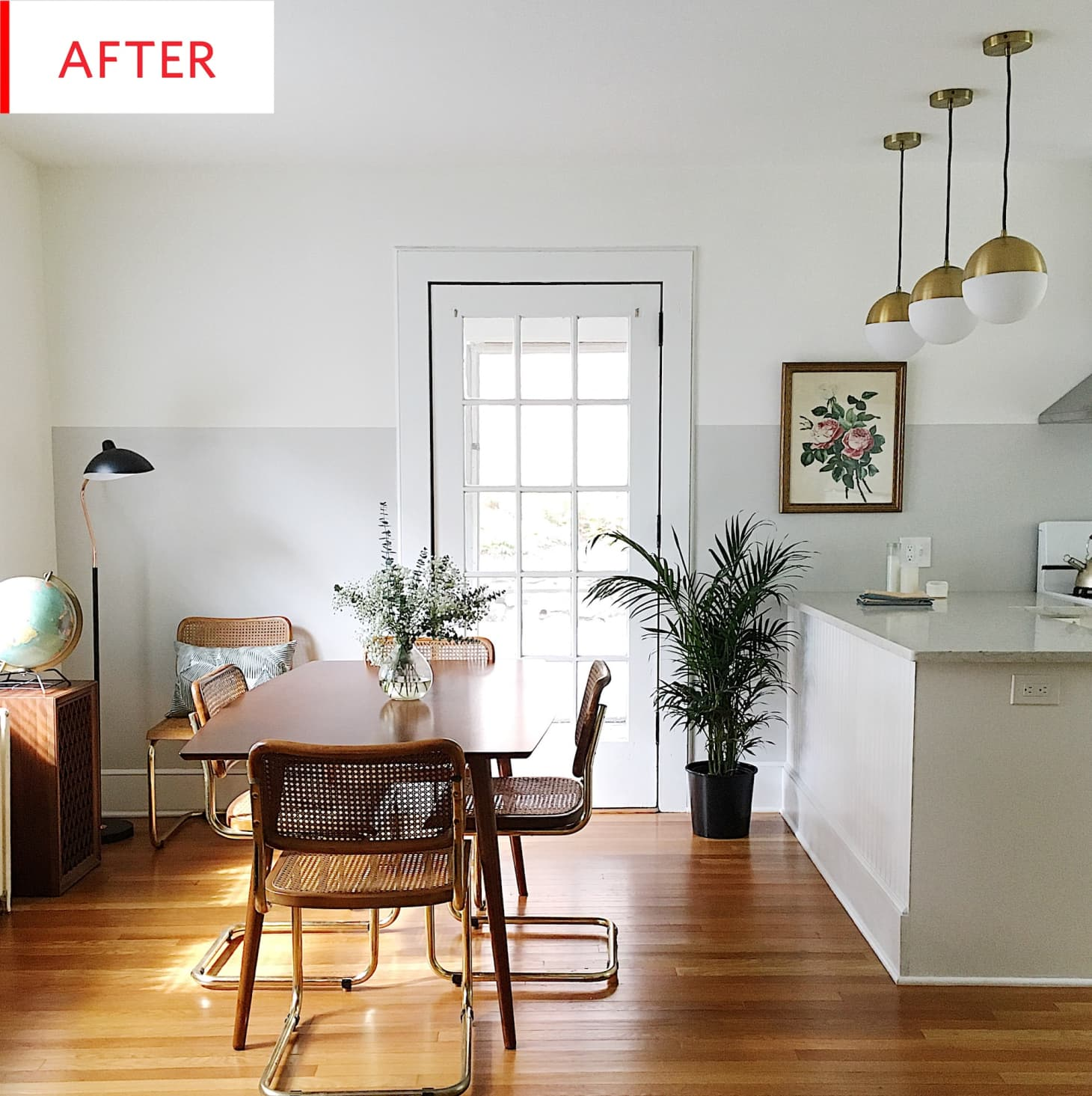 Kitchen and Dining Room Renovation with Historic Charm | Kitchn