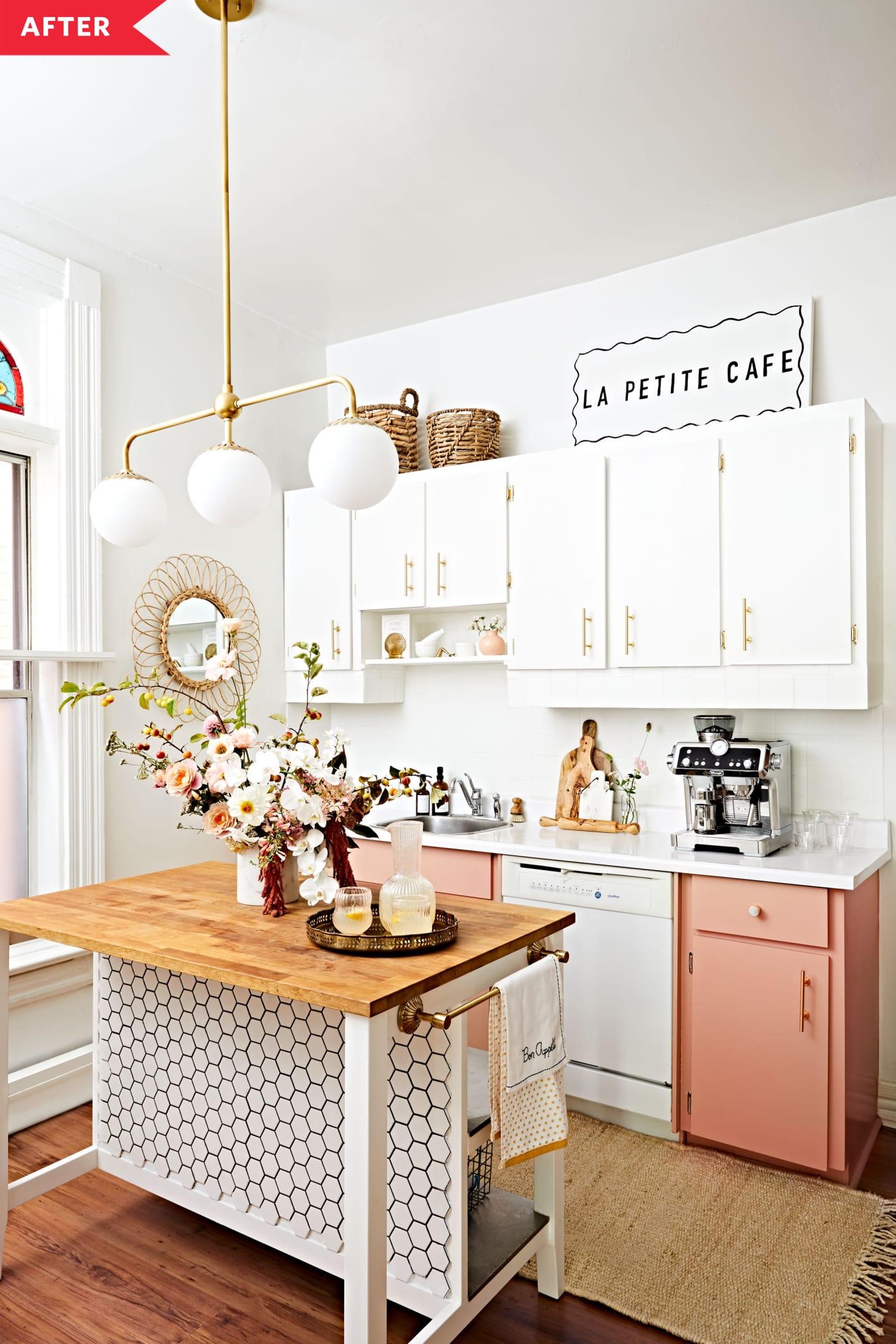 Luxe Rental Kitchen Redo Featuring Ikea Hack Kitchn