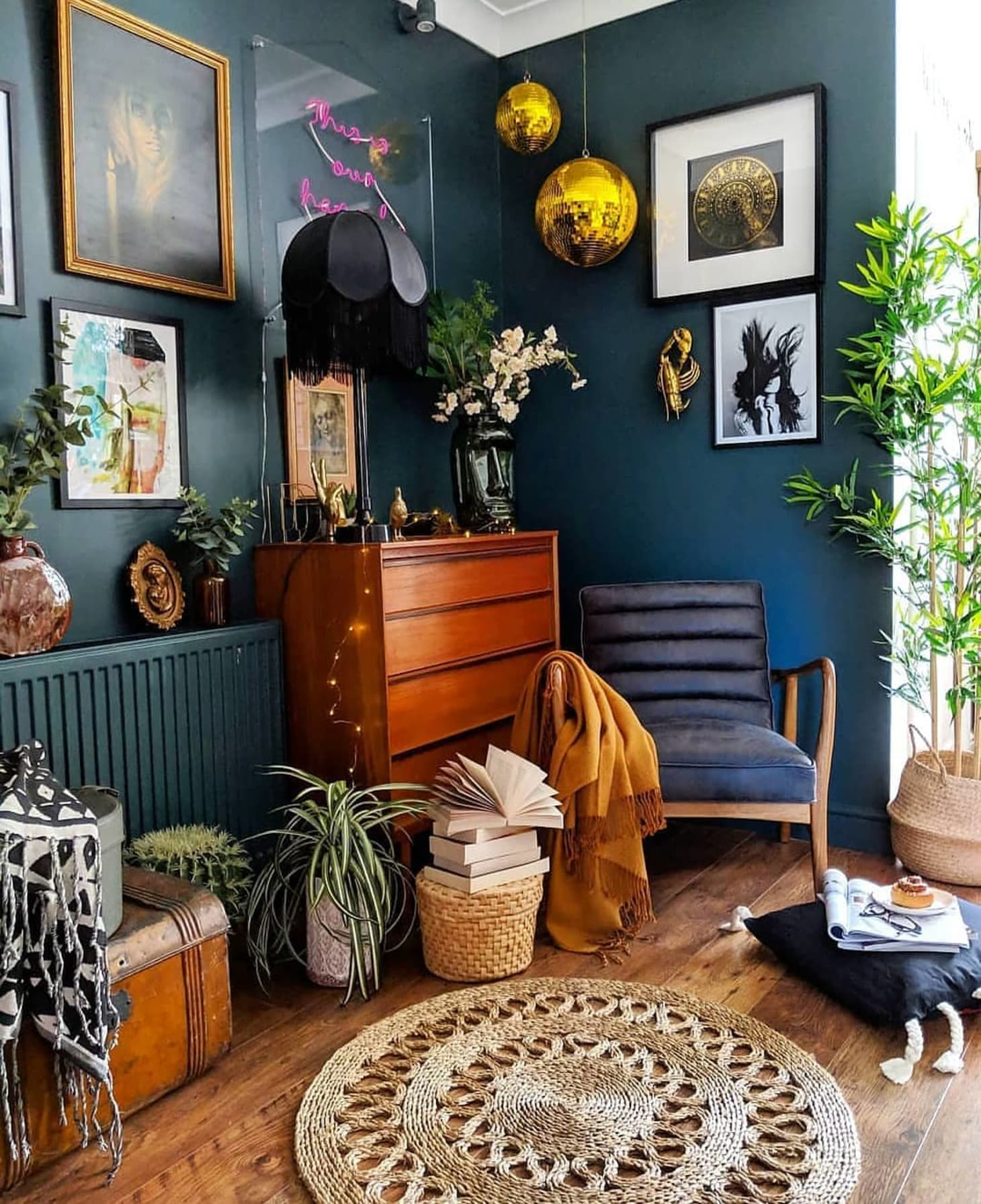 Bold And Eclectic Home Decor Styling Ideas