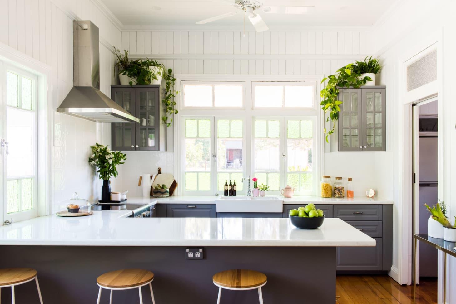 20 Gorgeous Gray Kitchen Ideas Gray Kitchen Trend