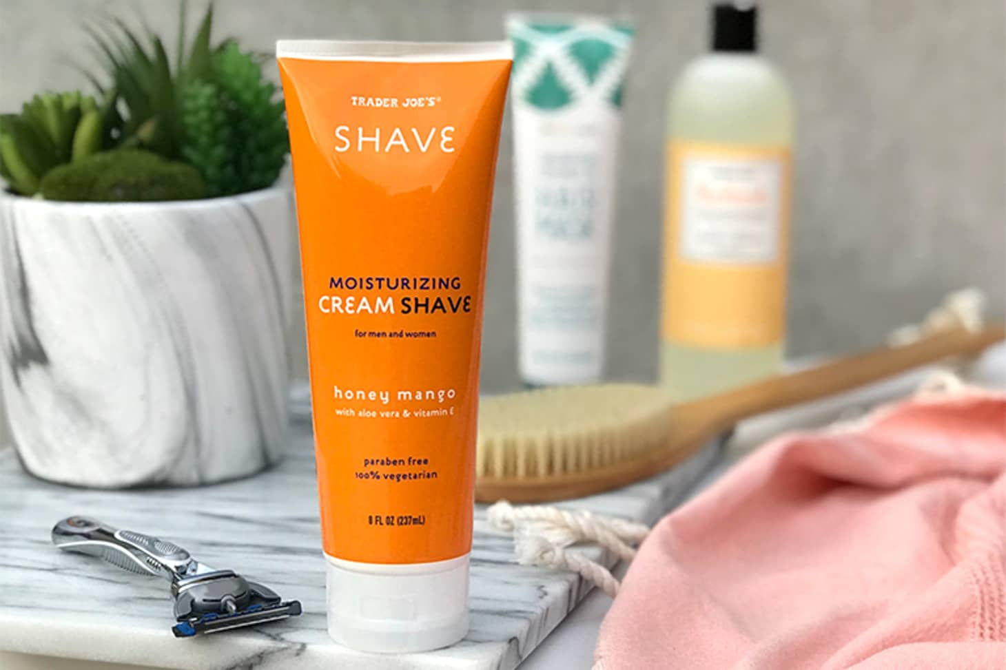 The 9 Best Beauty and Grooming Products at Trader Joe's