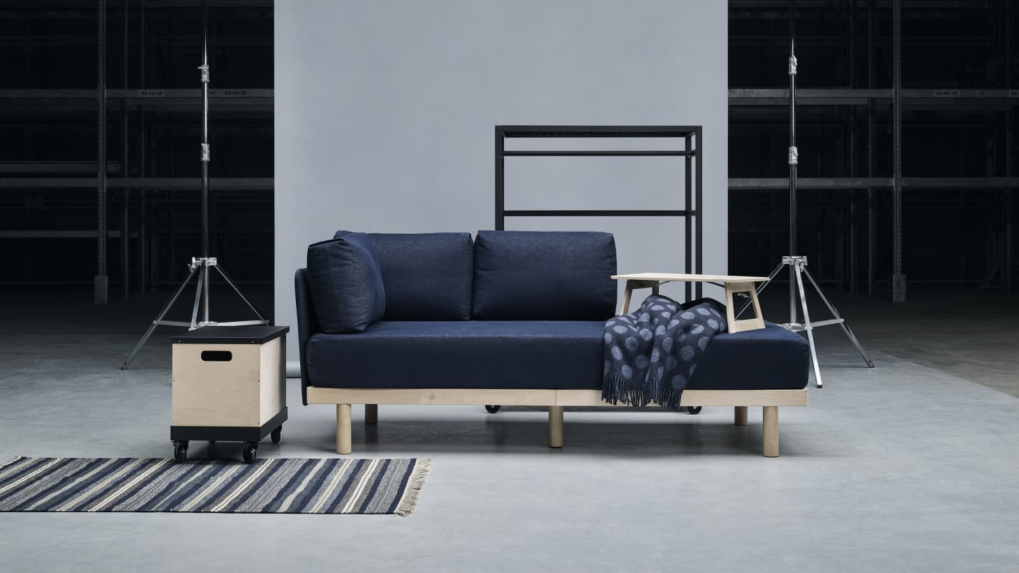 IKEA\'s New Small Space Furniture Is Easy to Fold and Move ...