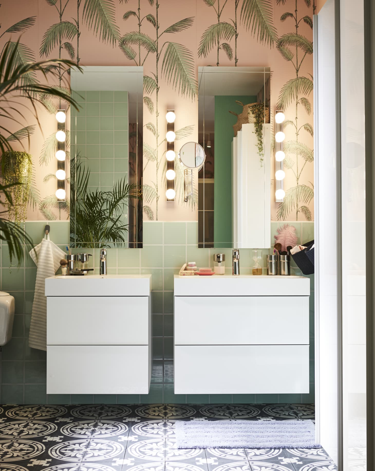 ikea catalog 2020 most colorful rooms  apartment therapy