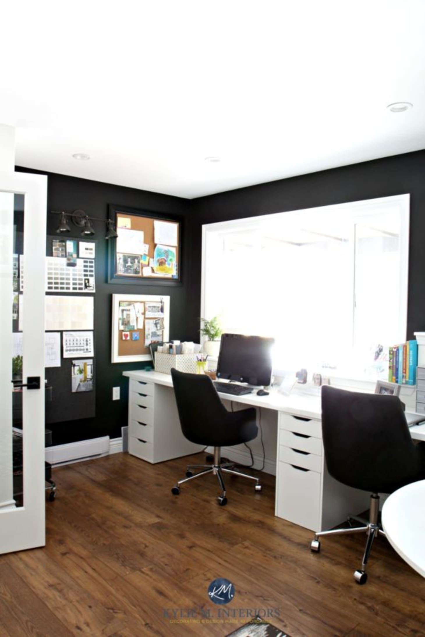Beautiful Black Painted Rooms Black Room Ideas