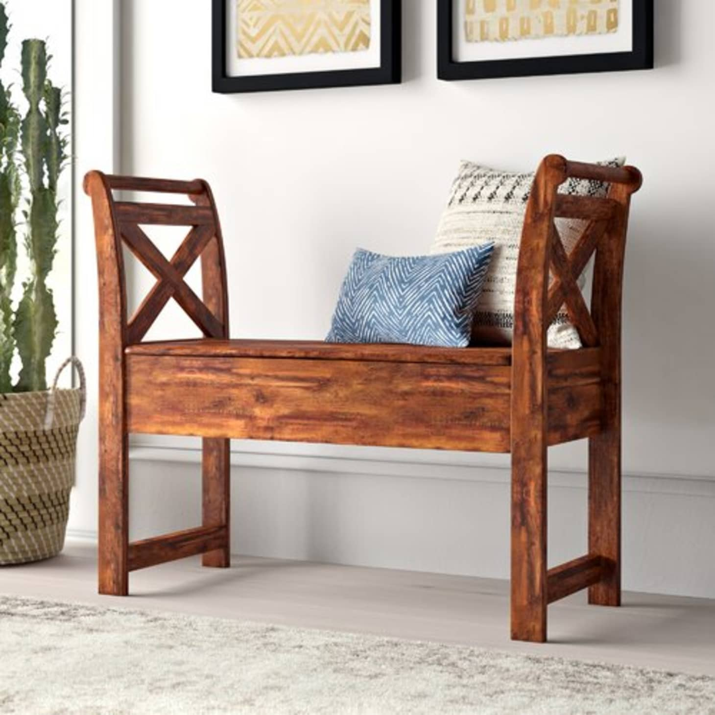 Admirable Best Storage Benches Under 200 Wayfair Walmart Ibusinesslaw Wood Chair Design Ideas Ibusinesslaworg