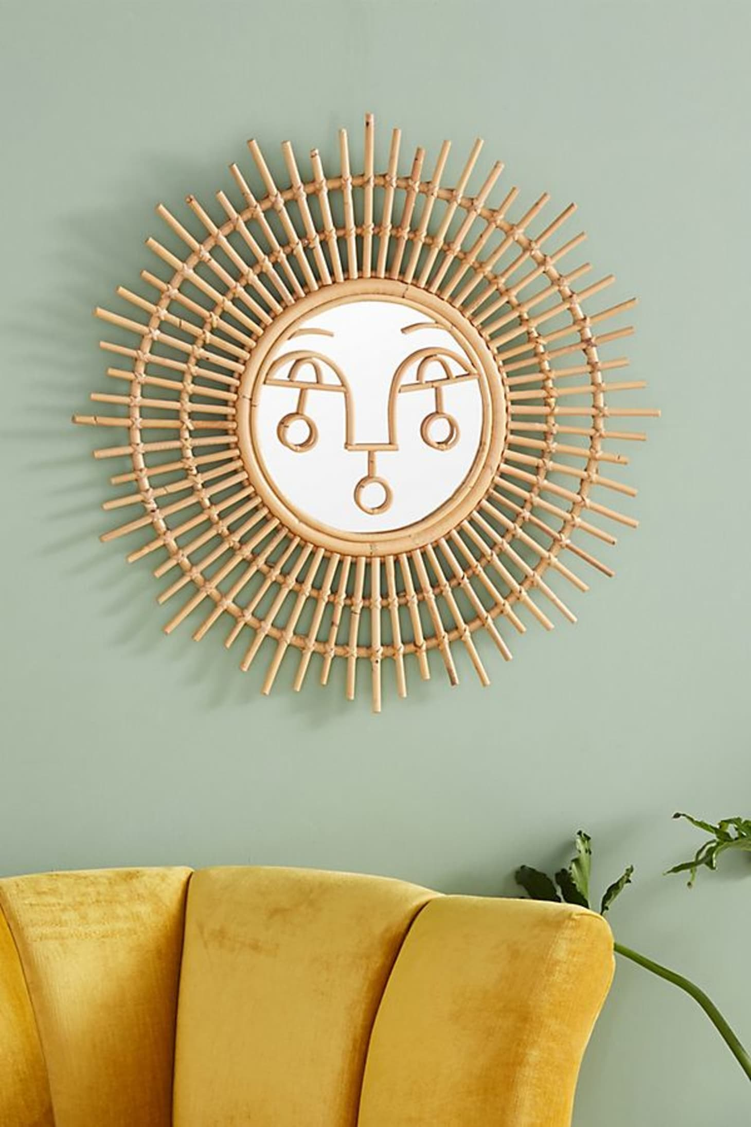 9 Rattan Mirrors We Re Shopping Now Apartment Therapy