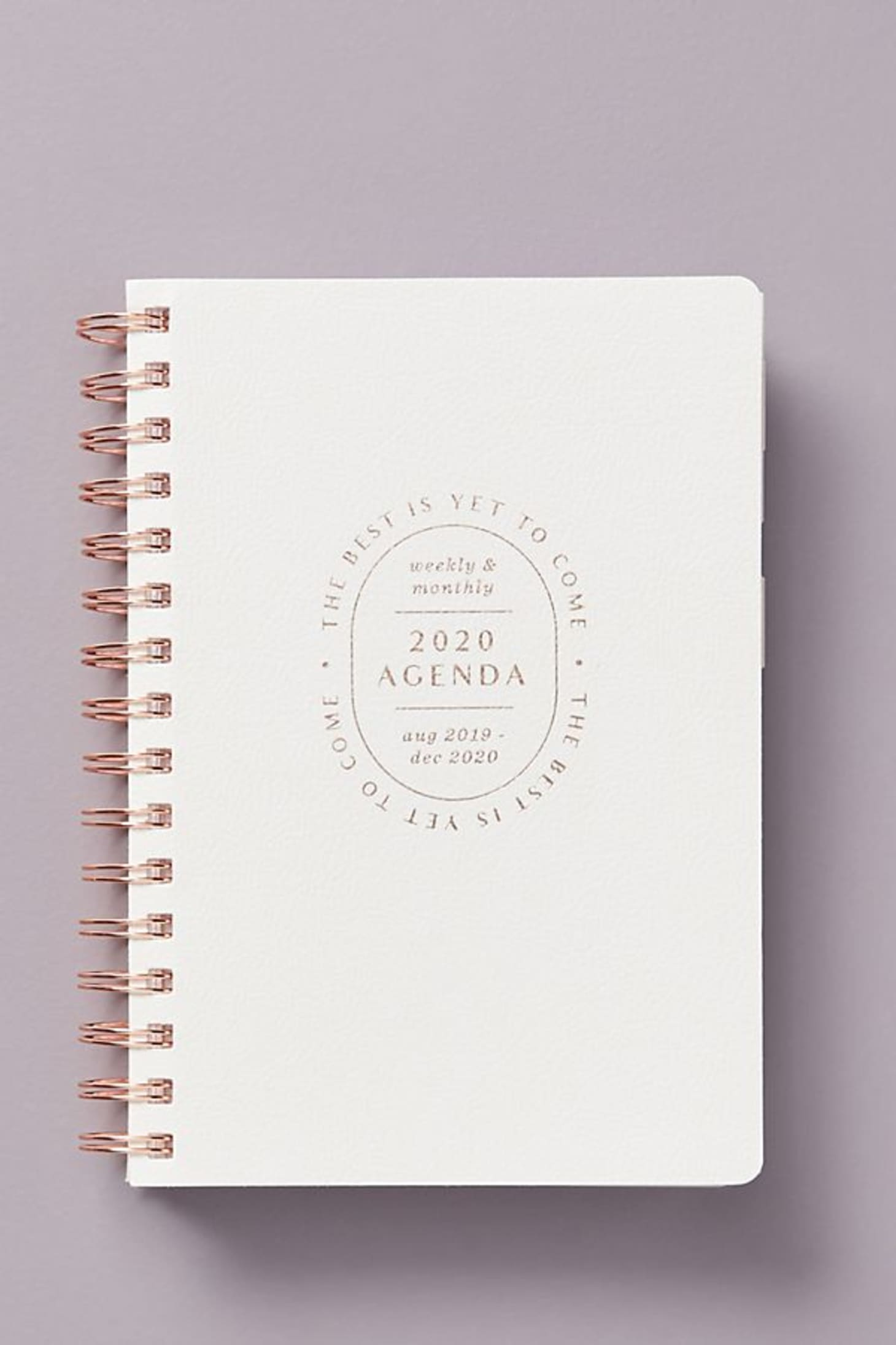 Best Planners 2020.Best Planners For 2019 2020 Apartment Therapy