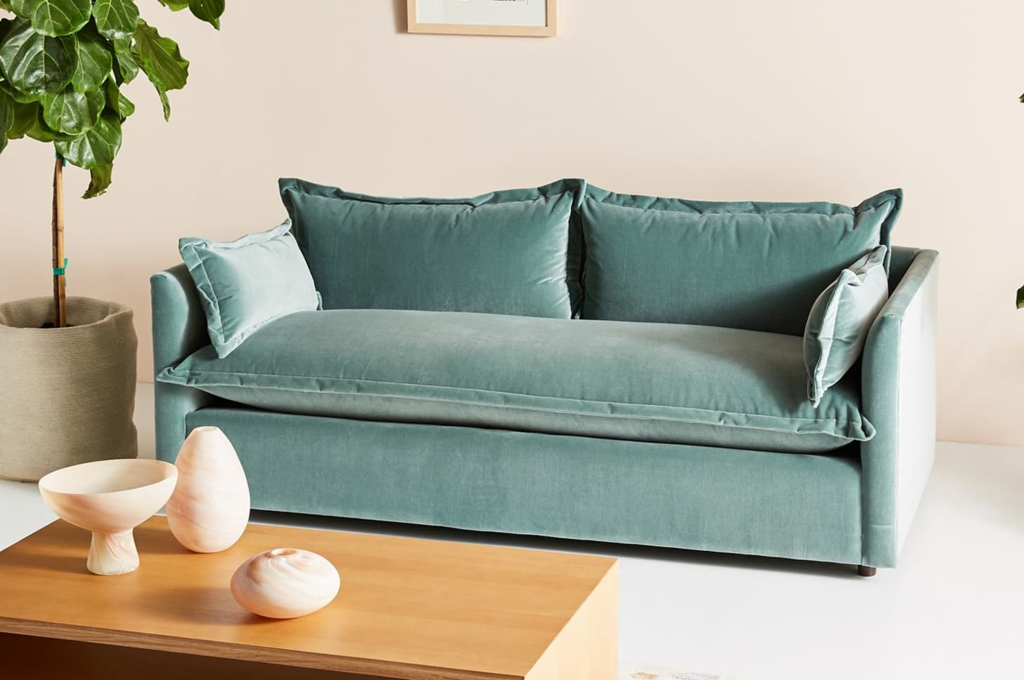 Sensational The Best Sofas For Your Small Space Apartment Therapy Lamtechconsult Wood Chair Design Ideas Lamtechconsultcom