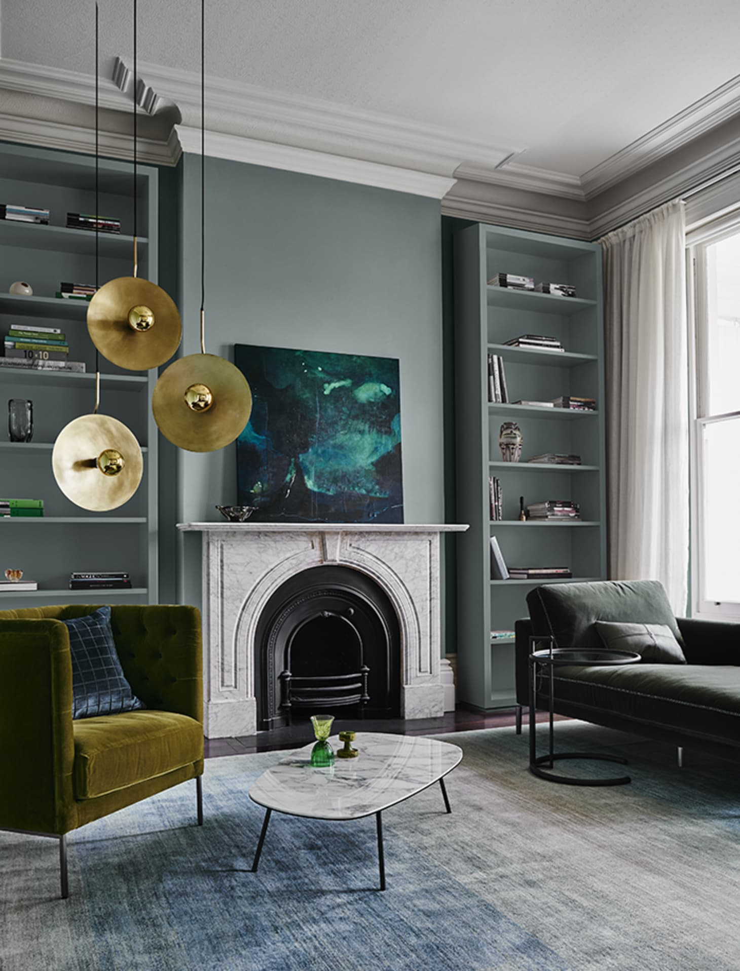 at style 2019 12 Modern Living Room image17